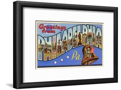 Greetings from Philadelphia, Pennsylvania