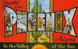 Greetings from Phoenix, Arizona