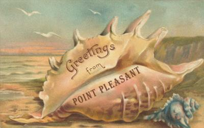 Greetings from Point Pleasant, New Jersey
