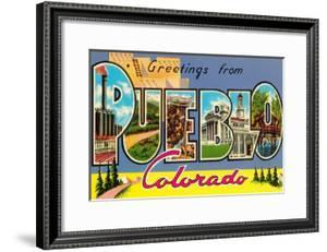 Greetings from Pueblo, Colorado