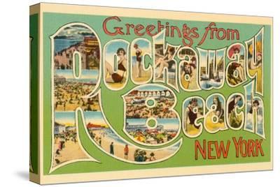 Greetings from Rockaway Beach, New York