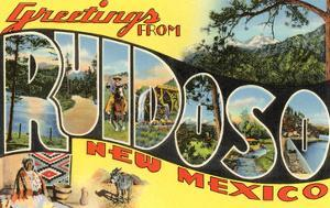 Greetings from Ruidoso, New Mexico