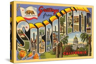 Greetings from Sacramento, California