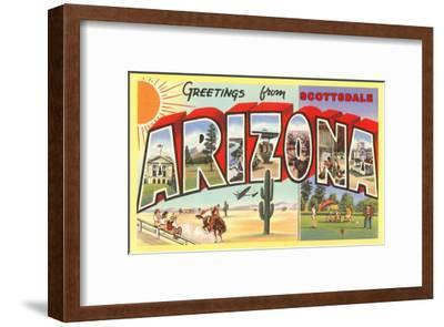 Greetings from Scottsdale, Arizona