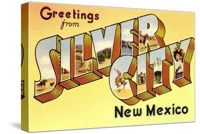 Greetings from Silver City, New Mexico