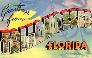 Greetings from Tallahassee, Florida