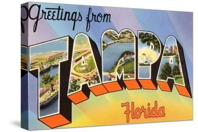 Greetings from Tampa, Florida