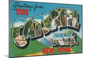 Greetings from the Catskill Mountains, New York
