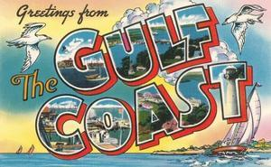 Greetings from the Gulf Coast, Florida