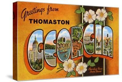 Greetings from Thomaston, Georgia