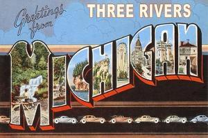 Greetings from Three Rivers