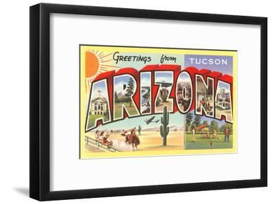 Greetings from Tucson, Arizona