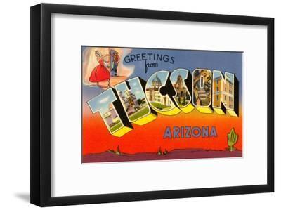 Greetings from Tuscon, Arizona
