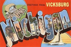 Greetings from Vicksburg