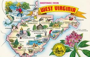 Greetings from West Virginia