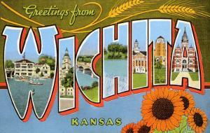 Greetings from Wichita, Kansas