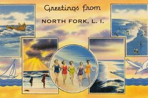 Greetngs from North Fork, Long Island