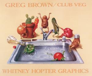 Club Veg by Greg Brown