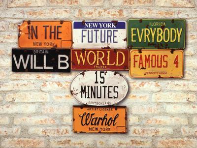 Warhol, Famous