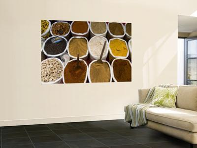 Spices for Sale, Anjuna Market