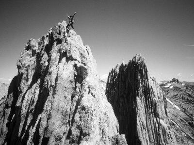 Rock Climbing, Tuolumne Meadows, CA