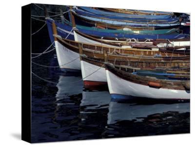 Boats in Harbor, Cinque Terre, Italy