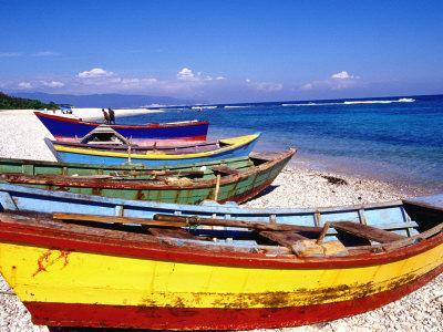 Baharona Fishing Village, Dominican Republic, Caribbean