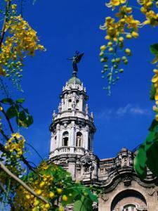 Gran Teatro De La Havana, Opera House, Havana, Cuba by Greg Johnston
