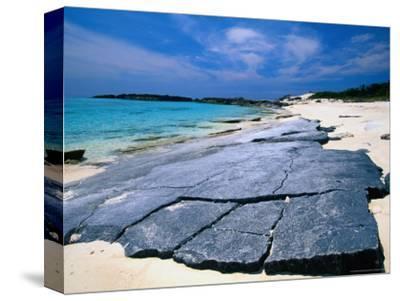 Island Beach, Conception Island, Acklins & Crooked Islands, Bahamas
