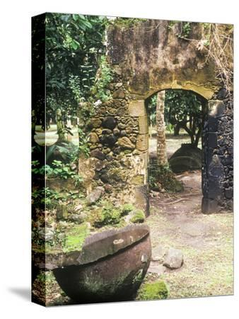 Old French Sugar Mill, Anse Chastanet Resort, Souffriere, St. Lucia, Caribbean