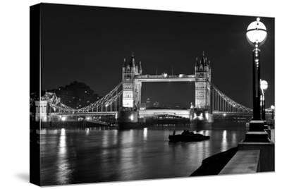 The Tower Bridge Of London At Night