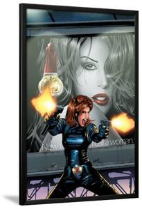 Black Widow No.3 Cover: Black Widow by Greg Land