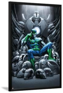 Iron Man #15 Cover: Iron Man by Greg Land