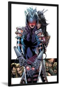 Uncanny X-Men #508 Featuring Psylocke by Greg Land