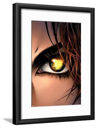 X-Men: Phoenix - Endsong No.5 Cover: Phoenix, Grey and Jean