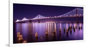 The Bay Lights by Greg Linhares