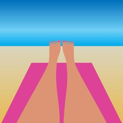 Beach by Greg Mably