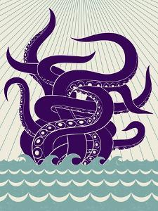 Sea Monster by Greg Mably