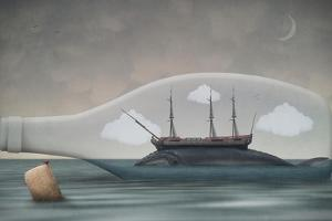 Voyage in a Bottle by Greg Noblin