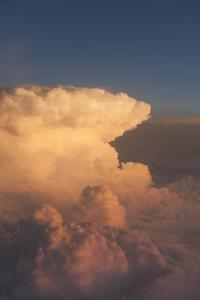 Aerial View of a Cumulonimbus Cloud by Greg Probst