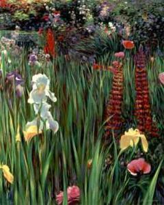 Spring Medley Revisited I by Greg Singley