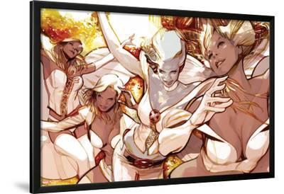 X-Men Evolutions No.1: Emma Frost