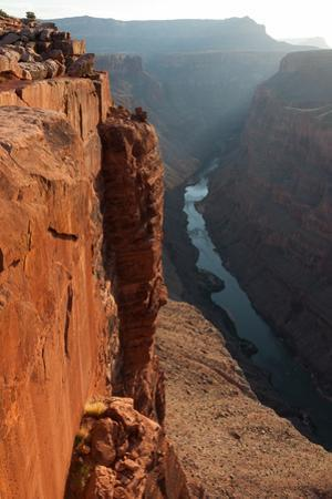 The Colorado River And The North Rim Of The Grand Canyon by Greg Winston