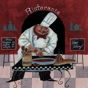 Chef Kitchen Menus by Gregg DeGroat