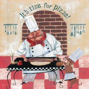 It's Time for Pizza by Gregg DeGroat