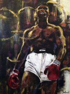 Muhammad Ali by Gregg DeGroat