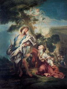 Noli Me Tangere, 1680 by Gregorio De Ferrari