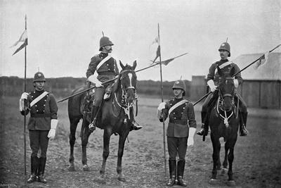 Troopers of the South Australian Cavalry, 1896