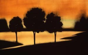 Savannah Nights by Gregory Garrett