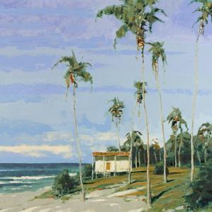 Tropical 1 by Gregory Garrett